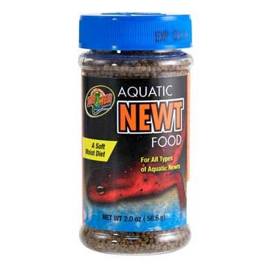 Aquatic Newt Food 2 oz Best Price