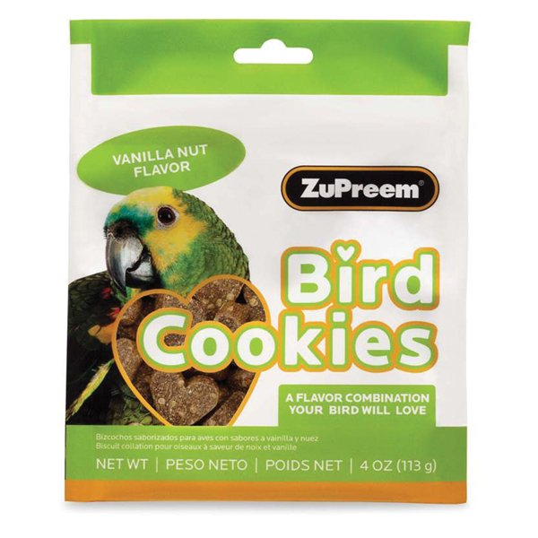 Bird Cookies - Vanilla Nut 4 oz Best Price