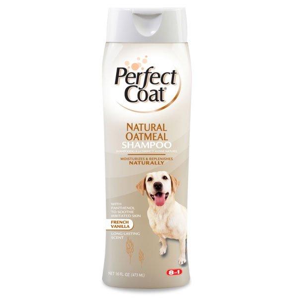 Perfect Coat Natural Oatmeal Shampoo 16 Oz.