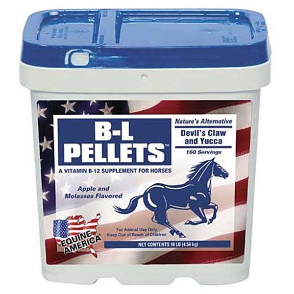Equine America B-L Pellets / Size (10 lbs.) Best Price