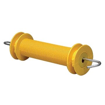 Yellow Rubber Gate Handle Best Price