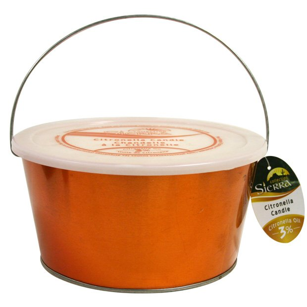 Bronze Bucket Citronella Candle - 24 oz. Best Price