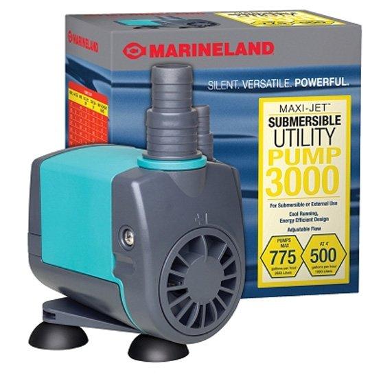 Maxi Jet Submersible Utility Pump / Model 3000