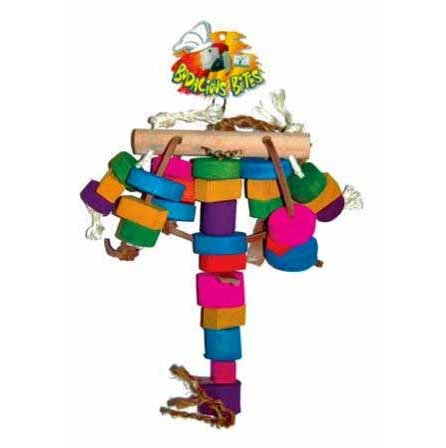 Bodacious Bites Scrumptious Bird Toy - Large Best Price