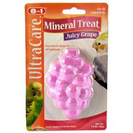 Parakeet Mineral Treat 1.5 Oz.
