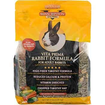 Vita Prima Adult Rabbit Food / Size (4 lbs.)