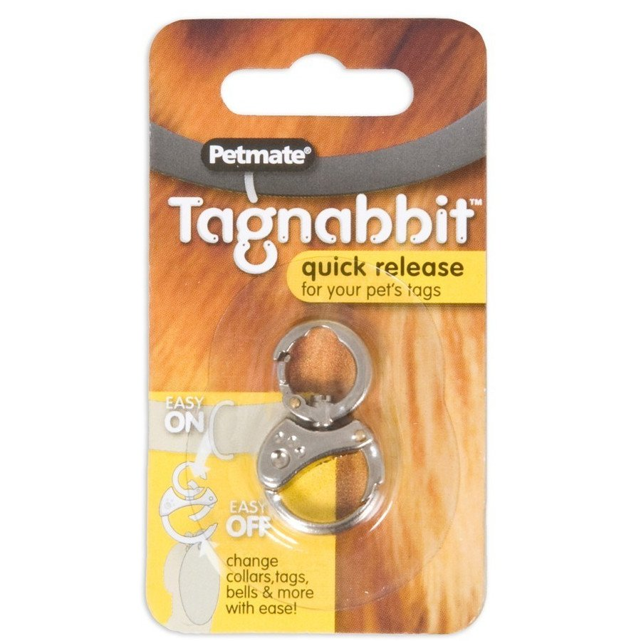 Tagnabbit Tag Ring for Pets