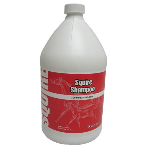 Squire Shampoo for Horses and Dogs - 1 gallon Best Price