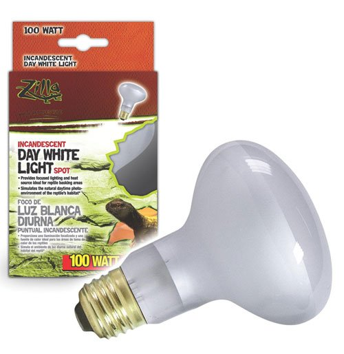 Spot Day White Bulb - 100 Watt Best Price