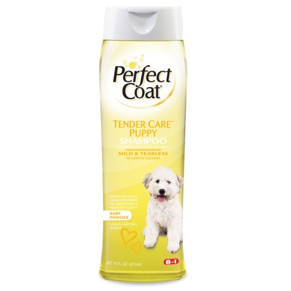 Perfect Coat Tender Care Puppy Shampoo 16 Oz.