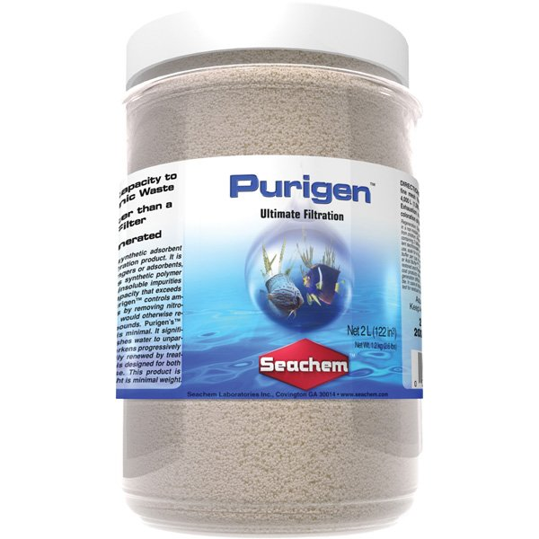 Purigen For Aquariums / Size 2 Liter