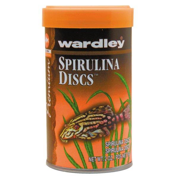 Premium Spirulina Discs / Size 2 Oz.