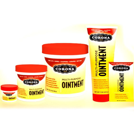 Corona Multi Purpose Ointment For Horses Gregrobert