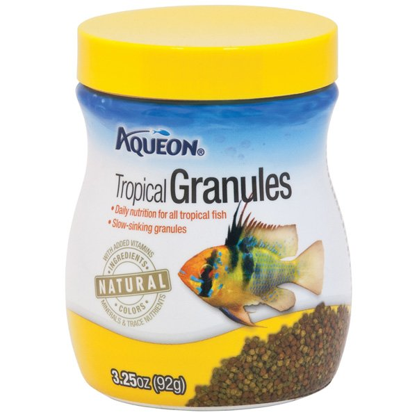 Aqueon Tropical Granules 3.25 oz Best Price