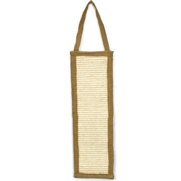 Burlap Door Cat Scratcher Best Price