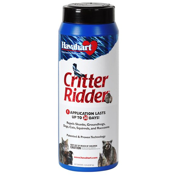Critter Ridder 2.2 lb Animal Repellent Best Price