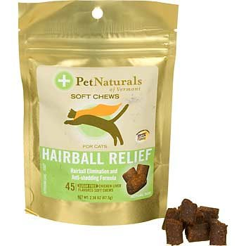 Hairball Treats For Cats - 45 Soft Chews Best Price