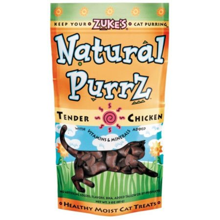 Natural Purrz Cat Treats 3 oz. / Flavor (Chicken) Best Price