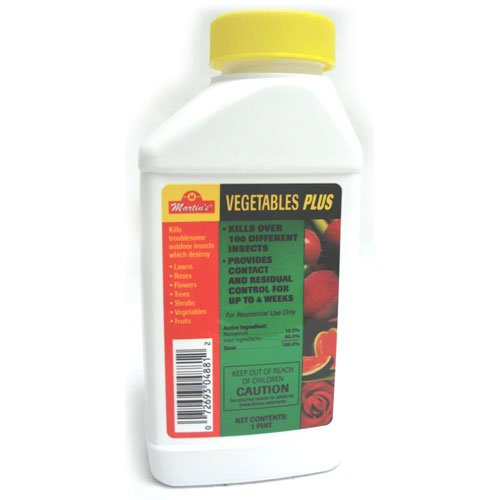 Martins Vegetable Plus Insecticide - 16 oz Best Price