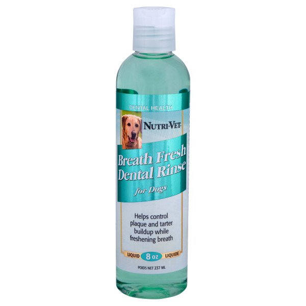 Breath Fresh Dental Rinse for Dogs - 8 oz. Best Price