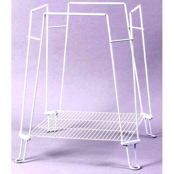 Clean Life Cage Stand / Color White