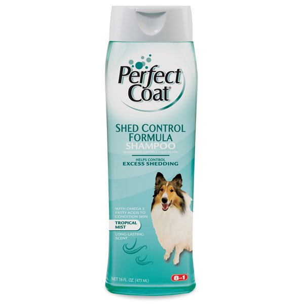 Pet Shed Control Shampoo 16 Oz