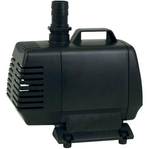 Water Garden Pump / Size 1900 Gph