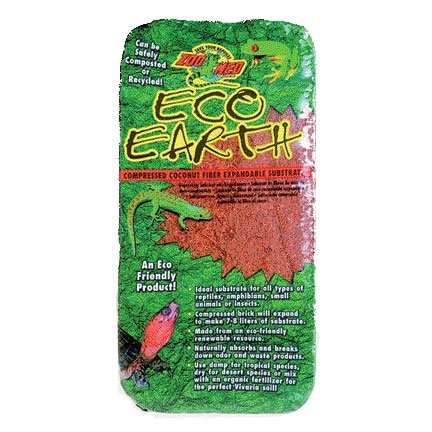 Eco Earth Brick Compressed Substrate Best Price