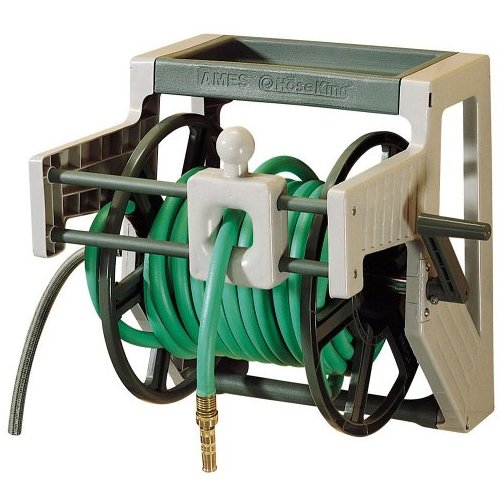 Deluxe Wall Mount All Poly Hose Reel - 225 ft. Best Price