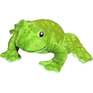 Pond Hoppers Plush Frog Dog Toy 14 In Dog Products