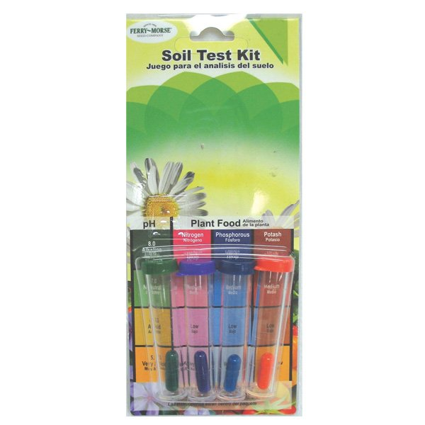 Soil Test Kit Landscape Supplies Gregrobert