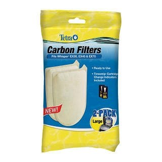 Whisper EX Replacement Carbon Filter Cartridge / Type (Large/2pk) Best Price