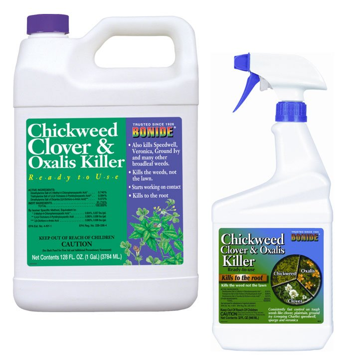 Chickweed  Clover and Oxalis Killer RTU Best Price