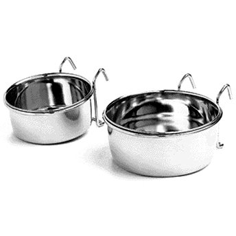 Ethical Pet Stainless Steel Coop Cup / Size 30 Oz Hanging