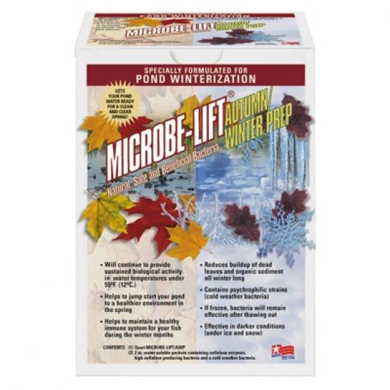 Microbe Lift Autumn/winter Pond Prep 1 Qt.