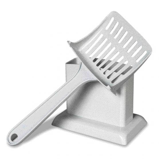 Handy Stand Litter Scoop - 3.8 in. Best Price