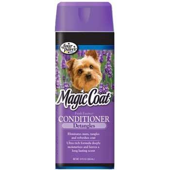 Magic Coat Fresh Essence Creme Rinse Dog Detangler 16 Oz.