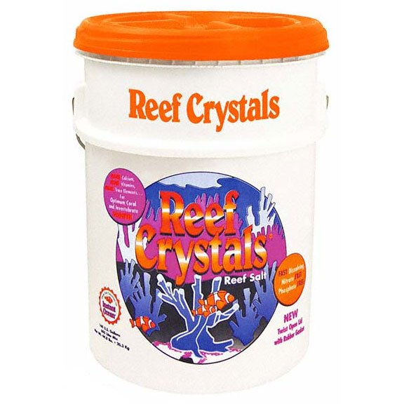 Reef Crystals Reef Salt 160 Gal Pail