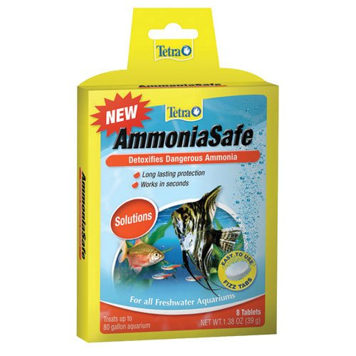 Ammonia Safe Tabs 8 Pack