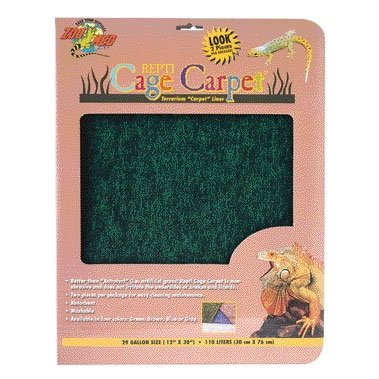 Repti Cage Carpet / Size (29 gal) Best Price