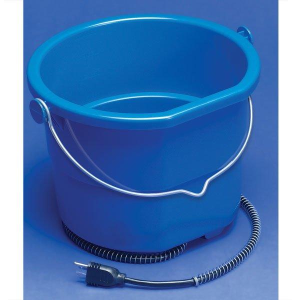 Heated Flat Back Bucket 10 qt. Best Price