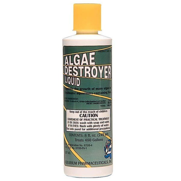 API Algae Destroyer / Size (8 oz.) Best Price