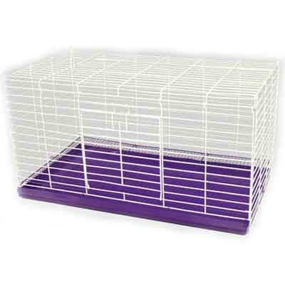 Chew Proof Rabbit Cage - 30 in.