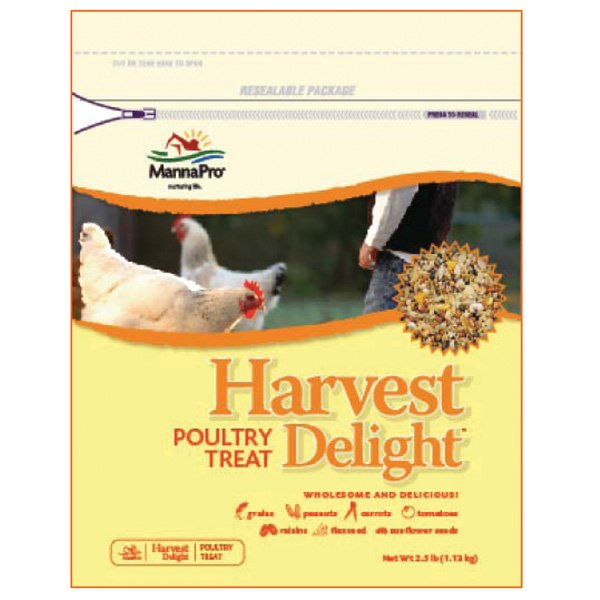 Harvest Delight Poultry Treat 2.5 lbs Best Price