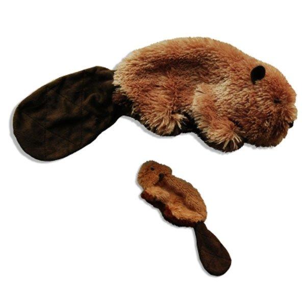 Dr. Noys Beaver Dog Toy Large
