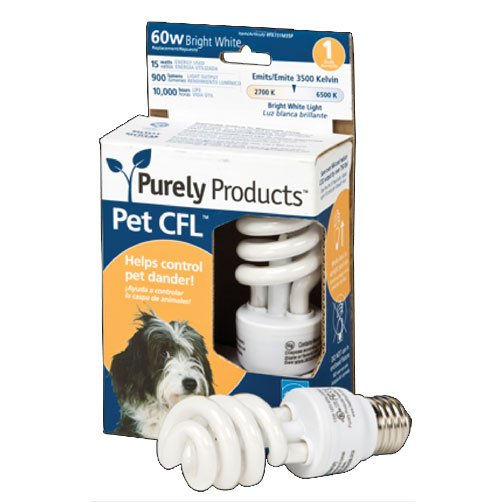 Pet Compact Flourescent Light Bulb  - 15 Watt/MINI Best Price