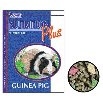 Nutrition Plus Premium Guinea Pig Food - 22.5 lbs Best Price