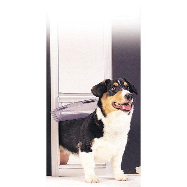 Patio Panel Dog Door / Cat Door / Size (Small) Best Price