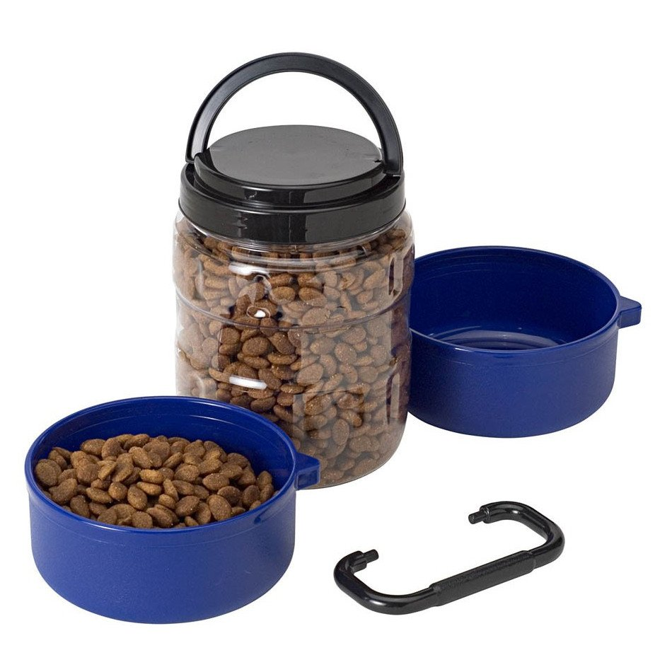 Travel Tainer Pet Travel Bowl 4 Qt.