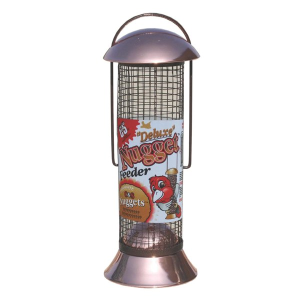 Deluxe Nugget Birdfeeder 15 oz Best Price